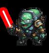 Defective Mutant Green