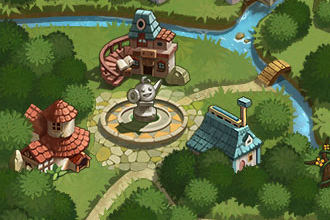 Деревня героев