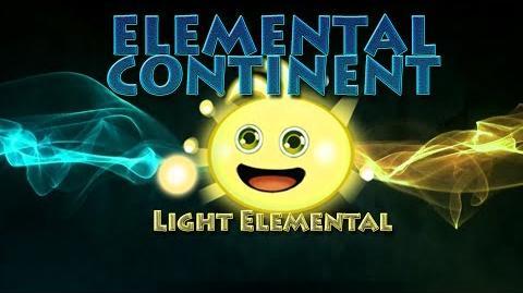 G&D Elemental Continent - Light Elemental Maze - Event Walkthrough