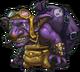 Gold-collar goblin