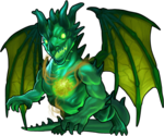 Wonderland Dragon
