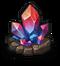 Фантастический кристалл (лабиринт)