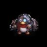 Mechanical Penguin (Red)