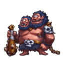 Two-Headed Ogre
