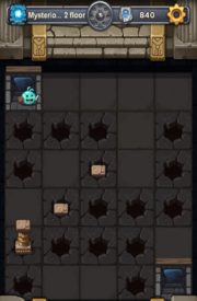Mysterious Relic Solution 8