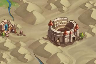 Древняя арена