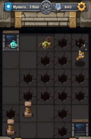 Mysterious Relic Solution 4