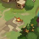Пасхалка лампа джина