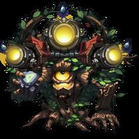 War Old Tree
