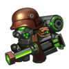 Decour Sniper Mecha