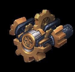 Eternal Throne (Airship)