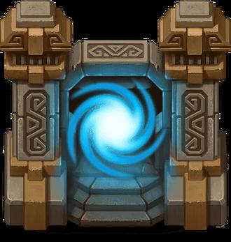 Врата Создания (гамбол Peter)
