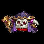 Король скелетов Наряд1