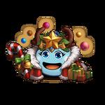 Снежная королева Наряд2