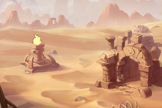 Раскопки реликвий
