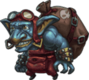 Cunning goblin