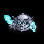 Черный рыцарь Наряд1