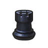 Tower Statue (Checkers)