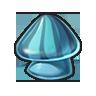 Crystal Mushroom