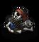 Machine Gunner's Remains