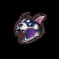 Скелет собаки (аватарка)