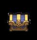 Luxuriant chest