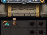 Mysterious Relics (Maze)