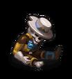 Interstellar Sheriff's Remains med