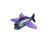Mech Flying Fish