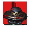 Zorro's Mask