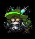 Poison Gas Mushroom