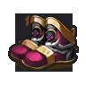 Demon's Bone Boots