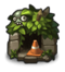 Cave Traffic Cone