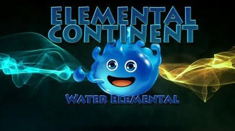 G&D Elemental Continent - Water Elemental Maze - Event Walkthrough