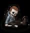 Bear Grylls's Corpse