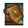 Unknown Swordsmanship Scroll
