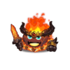 Огненный гигант