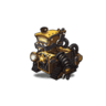 Gold Walle