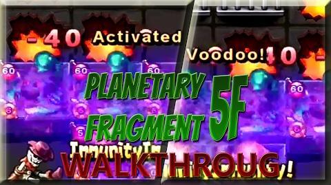 -G&D- Sky Maze - Planetary Fragment 5F Walkthrough