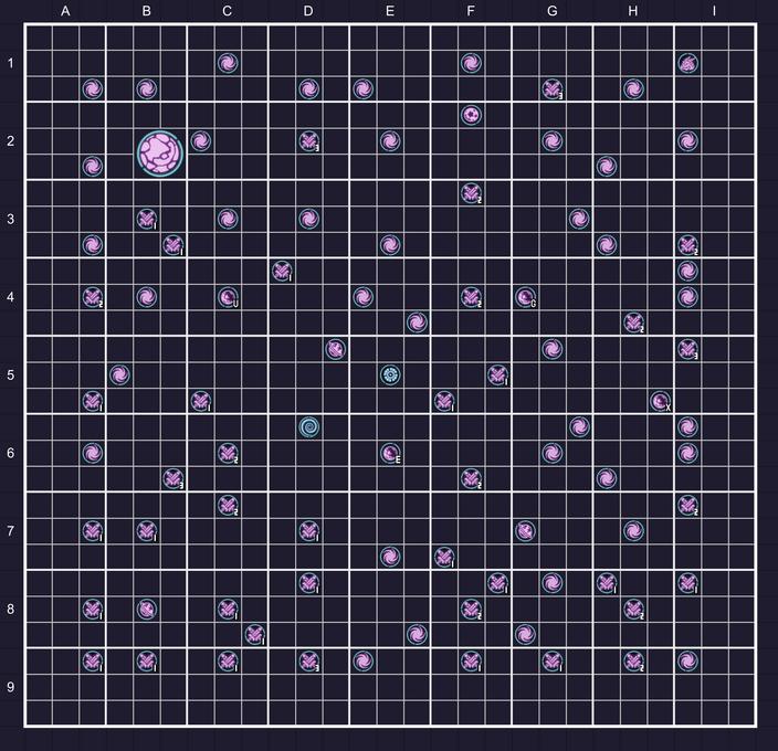 Системная зона M01 детальная карта