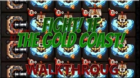 G&D Sky Maze - Fight! The Gold Coast! 3F - Walkthrough