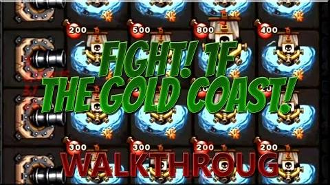 G&D Sky Maze - Fight! The Gold Coast! 3F - Walkthrough