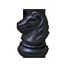 Knight's Statue (Checkers)