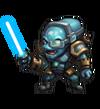 Defective Mutant - Blue Laser