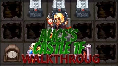 G&D Sky Maze - Alice's Castle - Detailed Walkthrough