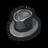 Grey Unknown Top Hat