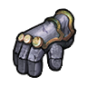 Tattered Knight's Gloves