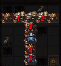 Заброшенный арсенал 2 этаж