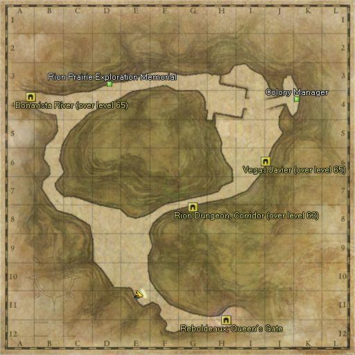 ZoneMap - Rion Prairie