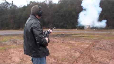 AR-15 & Tannerite!